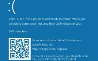 SFC и DISM: параметры восстановления Windows 10