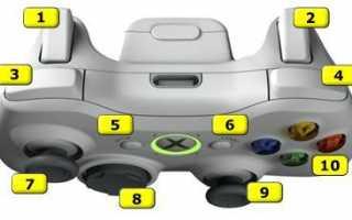 Как ввести чит-коды с помощью контроллера Xbox 360
