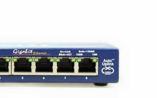 Что такое порт Ethernet?