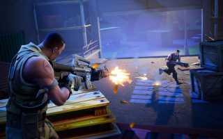 Как скачать и играть в Fortnite на PS4