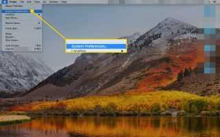 Выберите прокрутку на вашем Mac: естественный или неестественный?
