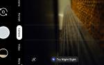 Как использовать Google Pixel Night Sight