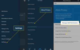 Как обезопасить ваше устройство Alexa