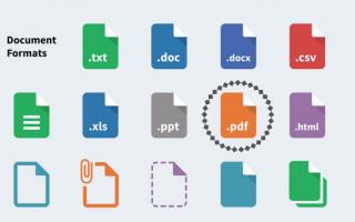 Как конвертировать PDF в Google Doc Format