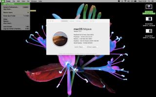 Как обновить MacBook Pro
