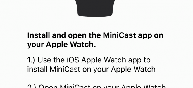 Слушайте подкасты на Apple Watch без iPhone