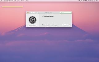 Как обновить ноутбук MacBook Air