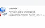 WiFi продолжает отключаться или отключаться в Windows 10