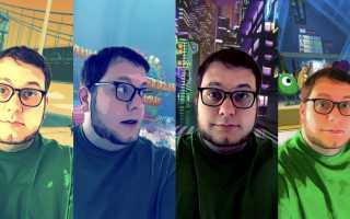 Apple Clips: Как использовать 360-градусные сцены Селфи