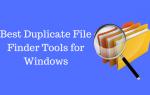 10+ лучших инструментов поиска дубликатов файлов для Windows, чтобы удалить дубликаты файлов
