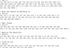 Файл BBS (что это такое и как его открыть)