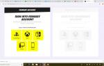 Как объединить учетные записи Fortnite