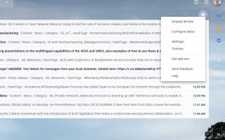 Как сделать резервную копию фильтров Gmail