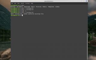 О Linux set Command для Bash