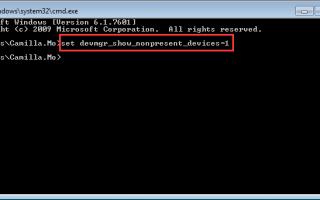 Решено: графическая карта NVIDIA не отображается в диспетчере устройств в Windows 10