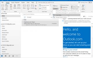 Как автоматически печатать входящую почту в Outlook