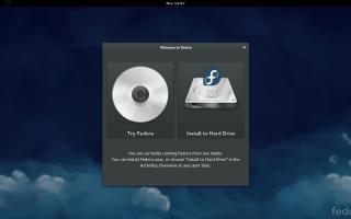 Как установить Fedora Linux за 10 простых шагов