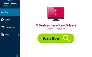 Легко обновить драйверы Dell для Windows 10