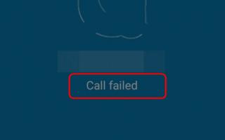 Skype: сбой звонка в Windows 10/7