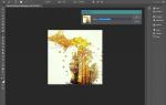Как сделать шаблон в Photoshop для использования в качестве шаблона