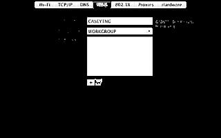 Совместное использование файлов OS X Lion с ПК с Windows 7