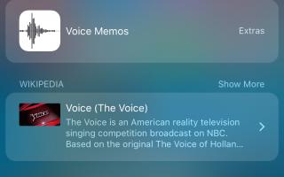 Как записать голосовые заметки на свой iPhone