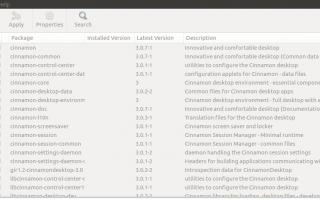 Как установить последнюю версию Cinnamon Desktop Environment в Ubuntu
