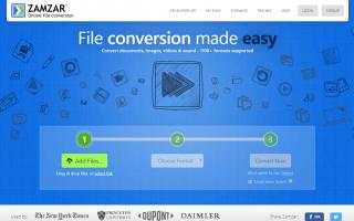 3 лучших бесплатных программ для конвертации документов