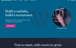 Как создать бесплатный блог с WordPress