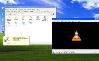 Компоненты среды рабочего стола Linux