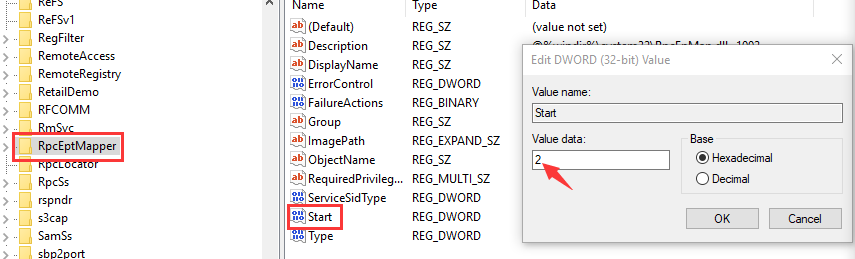 "Fix ""The RPC Server is Unavailable"" Error in Windows"