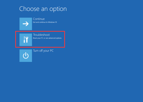 Windows 10 Automatic Repair Loop