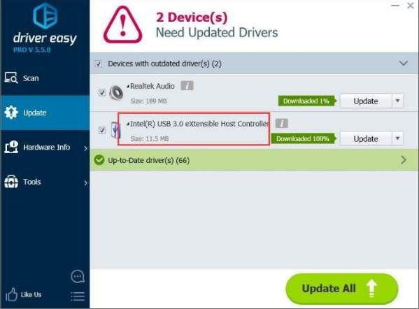 Update USB Drivers in Windows 10, 7, 8 & 8.1. Easily!