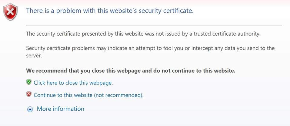 3 Methods to Fix Google Certificate Error
