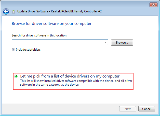How to Update Realtek PCIe GBE Family Controller Drivers for Windows 7, 8.1, 10