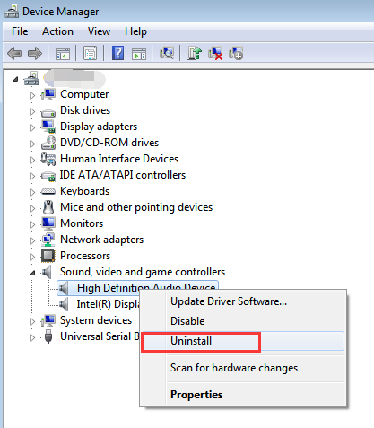 Solved Dolby Advanced Audio: Unable to start the Dolby audio driver in Windows 10